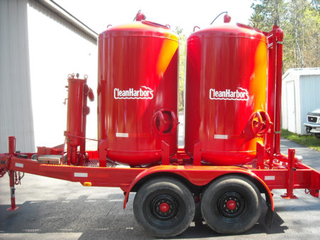 Mobile Water Treatment Services