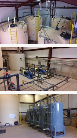 CASE STUDY – Landfill Leachate Collection and Treatment System